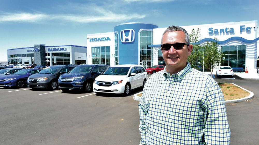 Honda And Subaru Of Santa Fe S New Facilities Feature All The Bells And Whistles Business Santafenewmexican Com