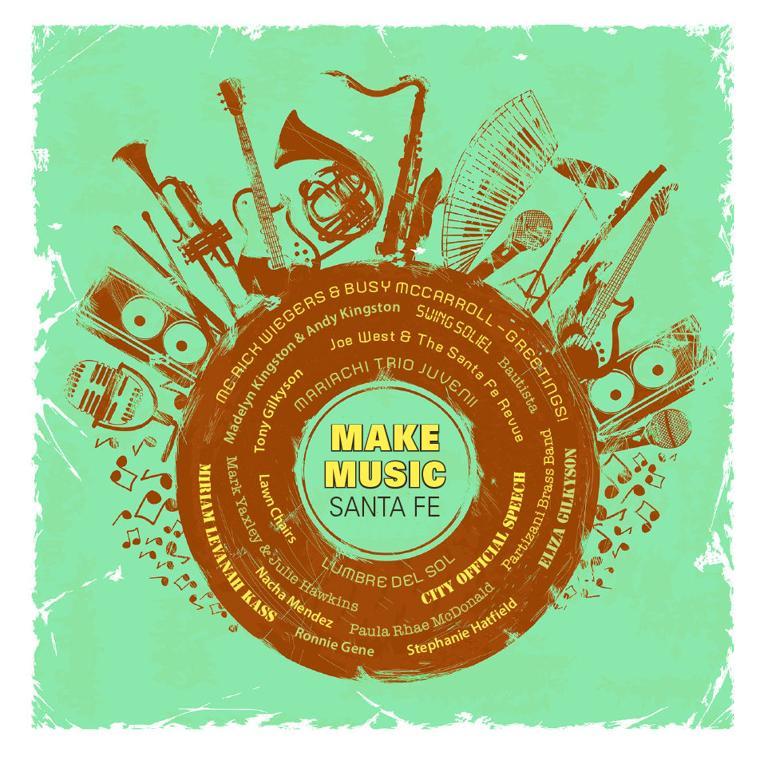 make music santa fe at the railyard plaza in concert. Black Bedroom Furniture Sets. Home Design Ideas