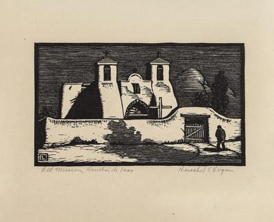 Herschel C. Logan at William R. Talbot Fine Art