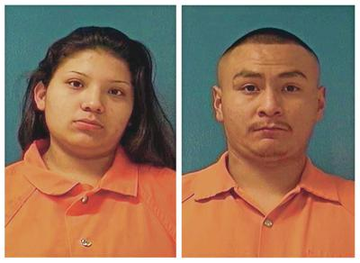Court files: New Mexico man shot infant, sought to kill mom