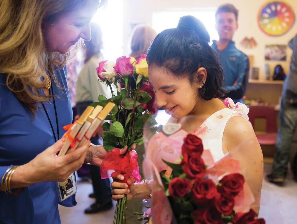 Santa Fe special-education program KIVA graduates three
