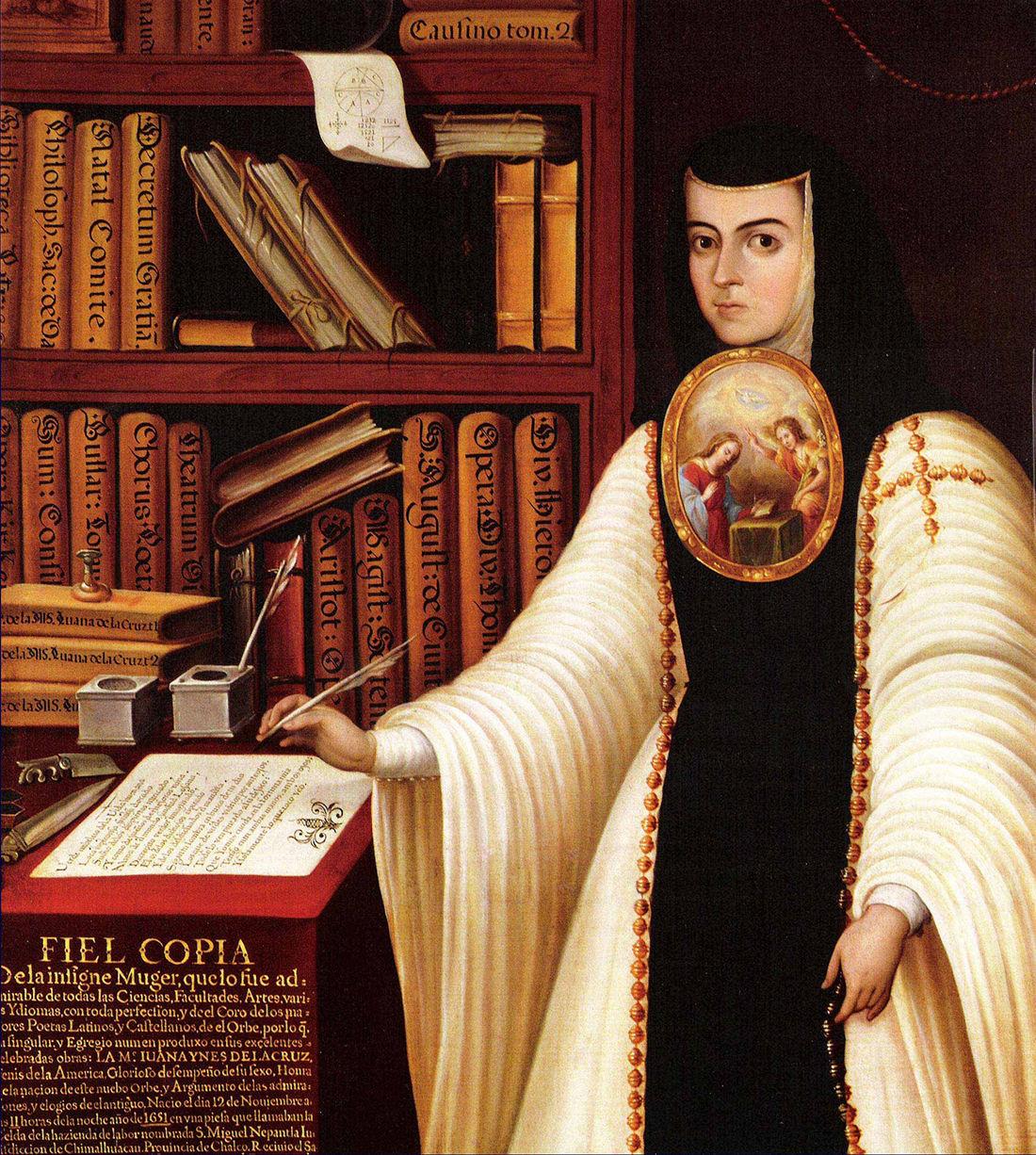 Sor Juana Ines de la Cruz frase