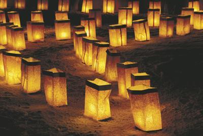 06 dec RA lights of los luceros farolitos