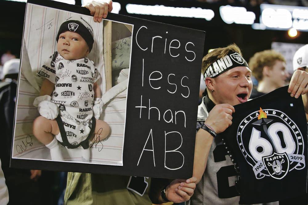 Raiders beat up Broncos