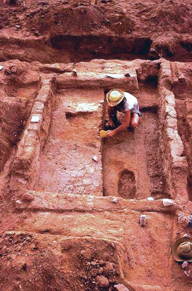 New website documents decades of discovery at Arroyo Hondo Pueblo site