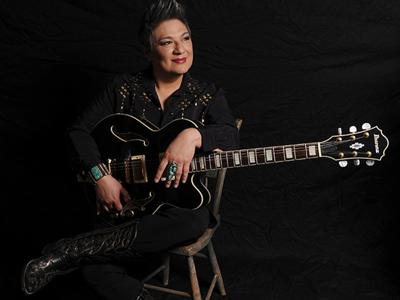 The music mentor: Nacha Mendez supports New Mexico's female youth