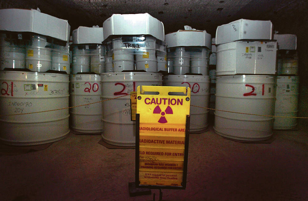 More nuclear waste could come to New Mexico