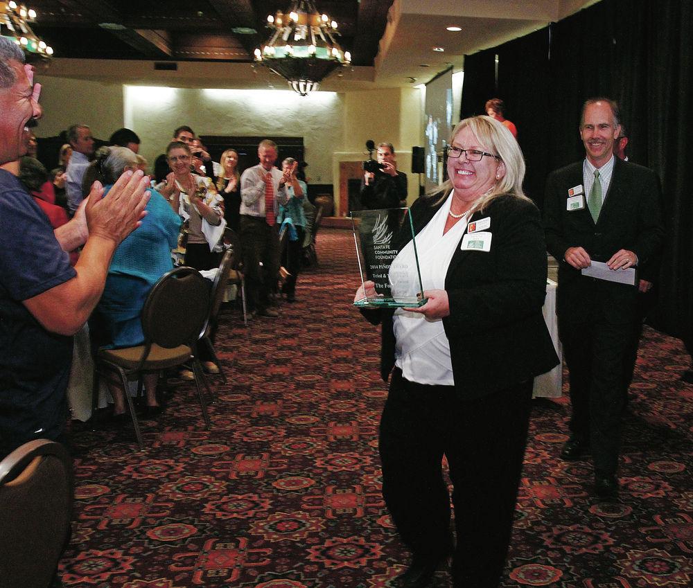 Santa Fe Community Foundation honors local nonprofits with annual Piñon Awards