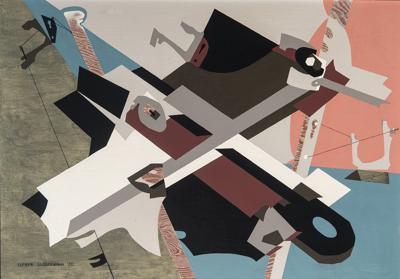Exhibitionism, Esphyr Slobodkina, LewAllen Galleries