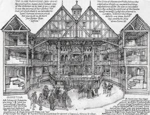 A history of the globe theater