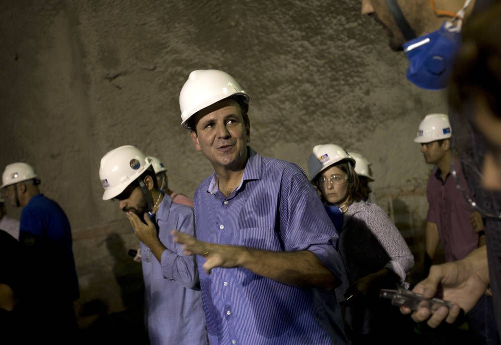 Former Rio mayor probed in Olympic-linked corruption scandal