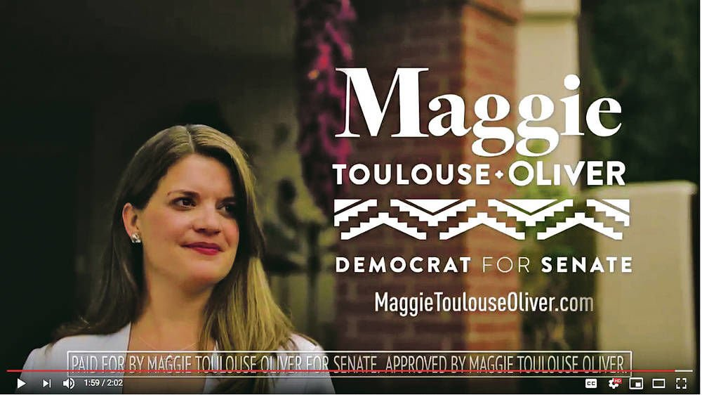 Toulouse Oliver announces bid to become first New Mexico woman in Senate