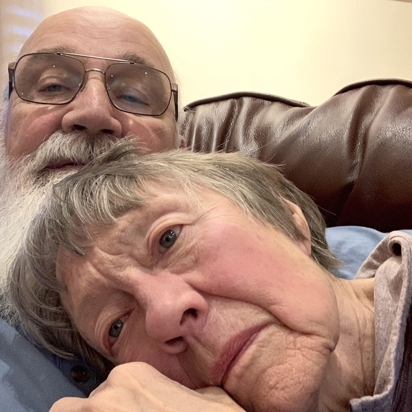 What an ABOMINATION that this man had to SUE to see his wife who resides in the memory care unit of his assisted living center. She was physically and mentally deteriorating without the daily care and comfort he provided. (santafenewmexican.com)