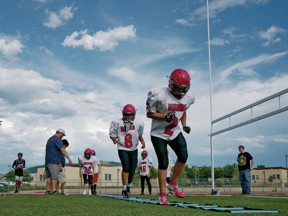 Short on quantity, not quality: NMSD benefits from experienced rookies