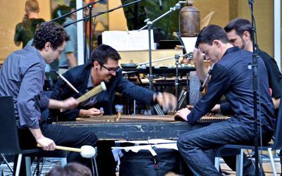 27 sept music third coast percussion 1