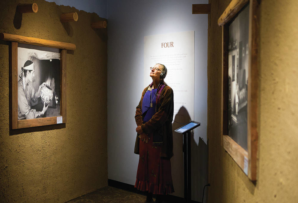 Albuquerque exhibit tells story of state's symbol and its appropriation