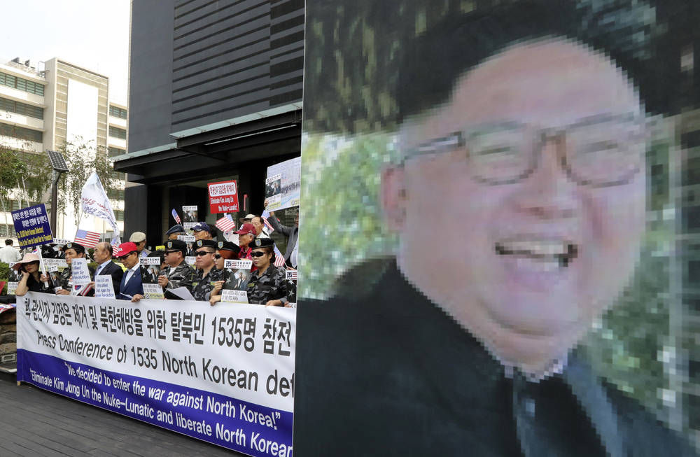 Korea braces for another possible N. Korea missile test