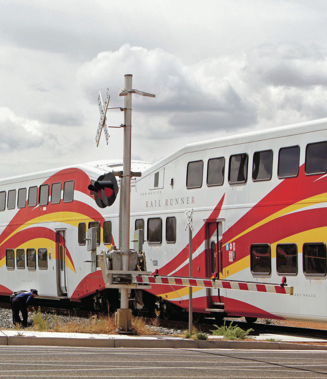 Police: Safety equipment was working in Rail Runner fatality