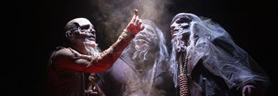 Toil and trouble: Folger Theatre's production of Macbeth