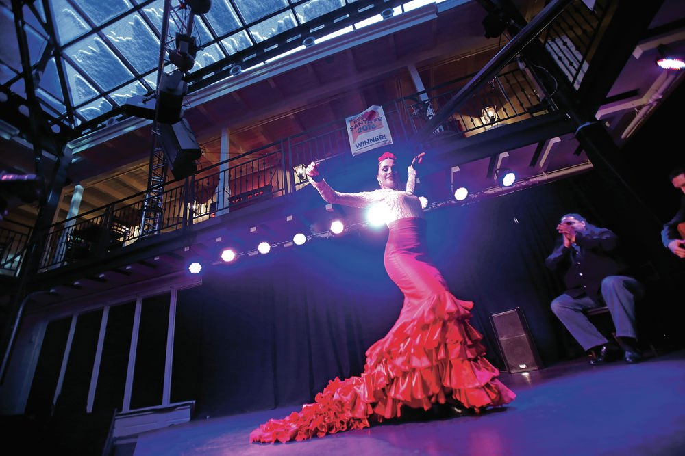 LA EMI FANS THE FLAMES OF FLAMENCO IN NORTHERN NEW MEXICO