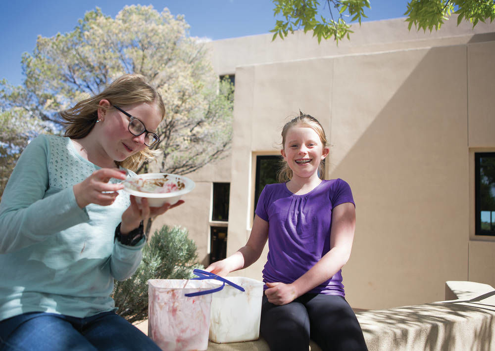 Desert Academy project teaches students about service
