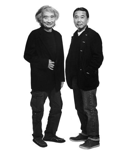 Murakami and Ozawa