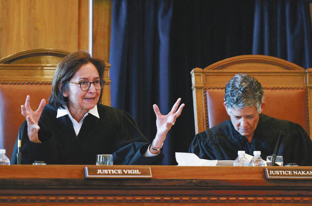 New Mexico high court will take `Warrior Gene' arguments under advisement