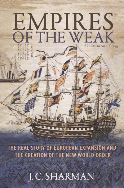 Book revu Empire of the Weak