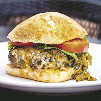 Smackdown Burger Rio Chama