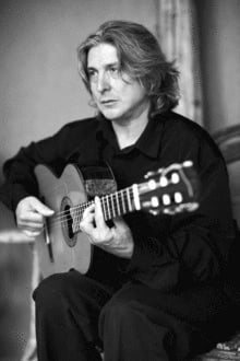 Renowned flamenco guitarist found passion for music in family's hilltop dwelling in Spain