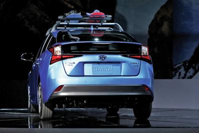 Prius sales are falling, but hybrids are more popular than ever
