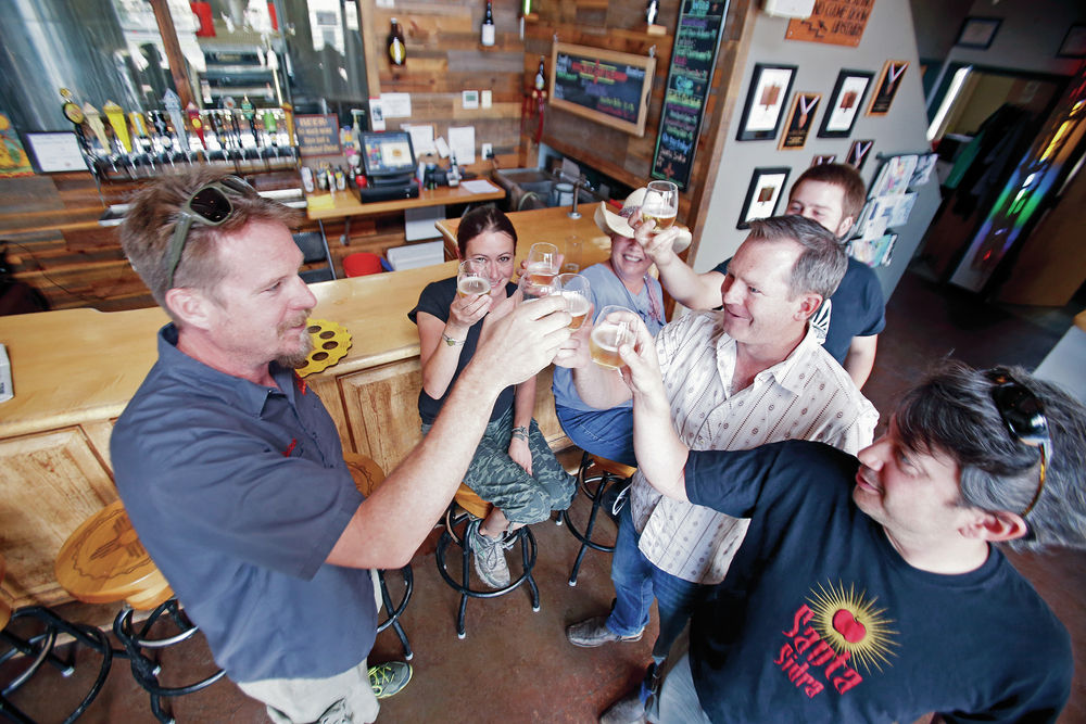Brewers, winemakers toast new law