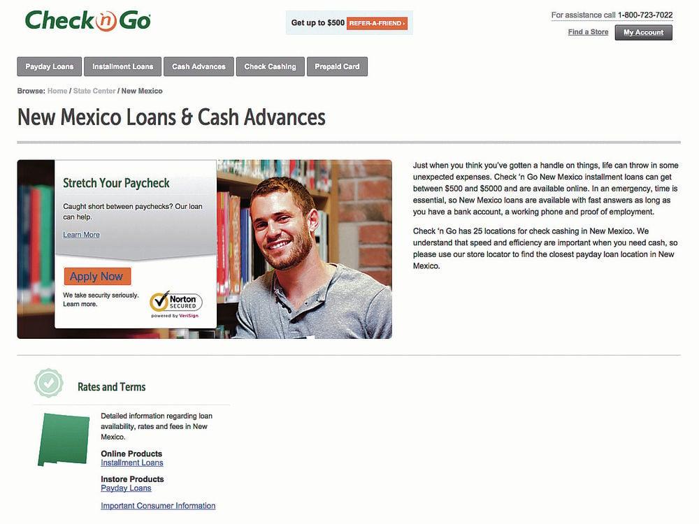 Take out a cash advance picture 1