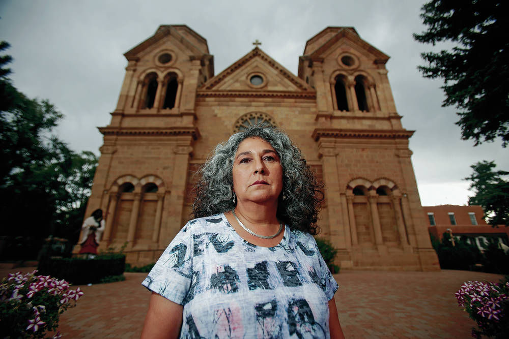 Victims, advocates push for Archdiocese of Santa Fe officials to come clean