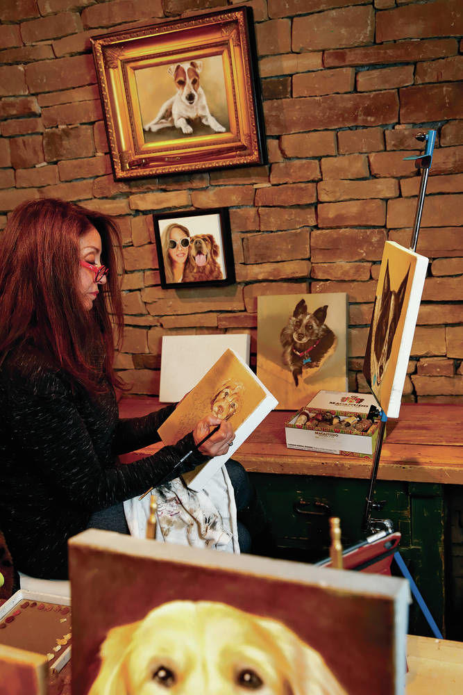 Program offers chance to see artists in action in Santa Fe area