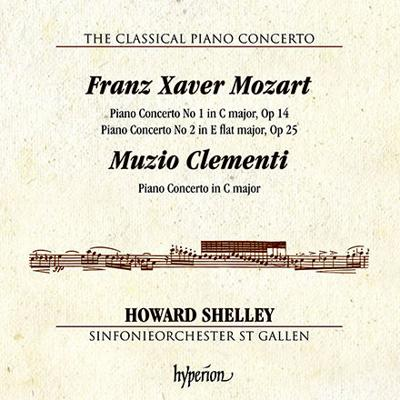 Mozart and Clementi Piano Concertos