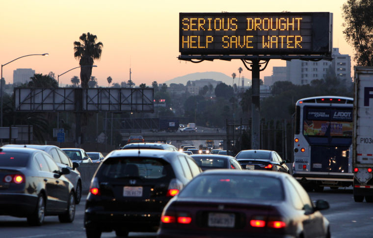 In dry California, water fetching record prices