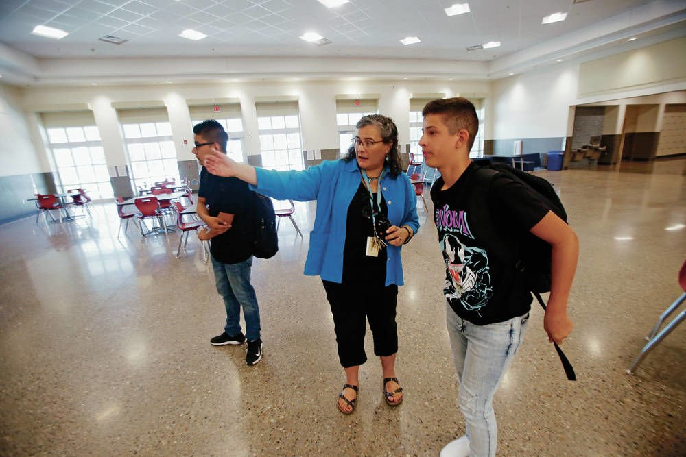 District hopes updated Milagro Middle school improves student results