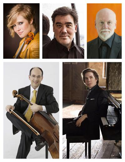 One summer, two worlds of chamber music