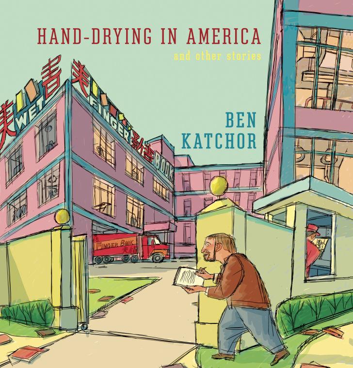 Ben Katchor book cover
