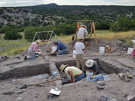 Burnt Corn Pueblo site in Galisteo Basin gets federal protection
