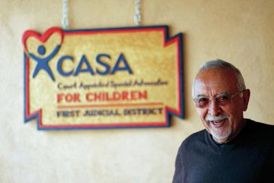 Sunday Spotlight: Retired Foreign Service worker turns focus to state's most vulnerable kids as CASA volunteer