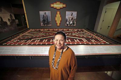 Revisions and reimaginings: MIAC Executive Director Della Warrior steps down
