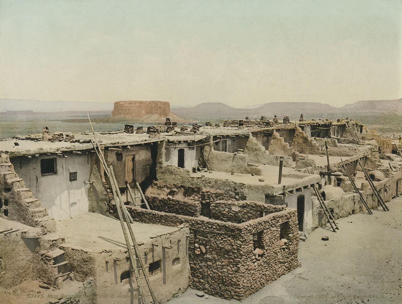 The Origin Myth of Acoma Pueblo