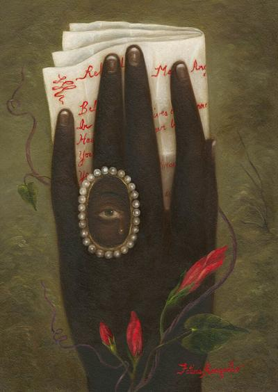 Fatima Ronquillo at Meyer Gallery
