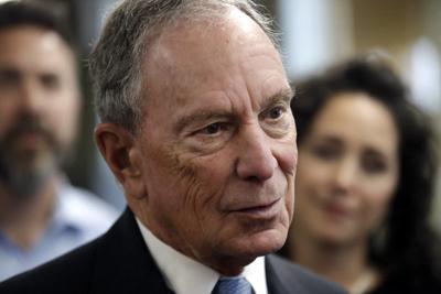 Bloomberg's move a slam on Biden, 2020 Democrats