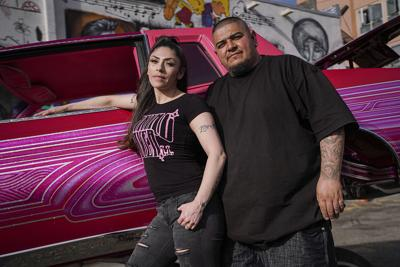 Anatomy of a lowrider: New Mexico Lowrider Arte and Culture Exhibit