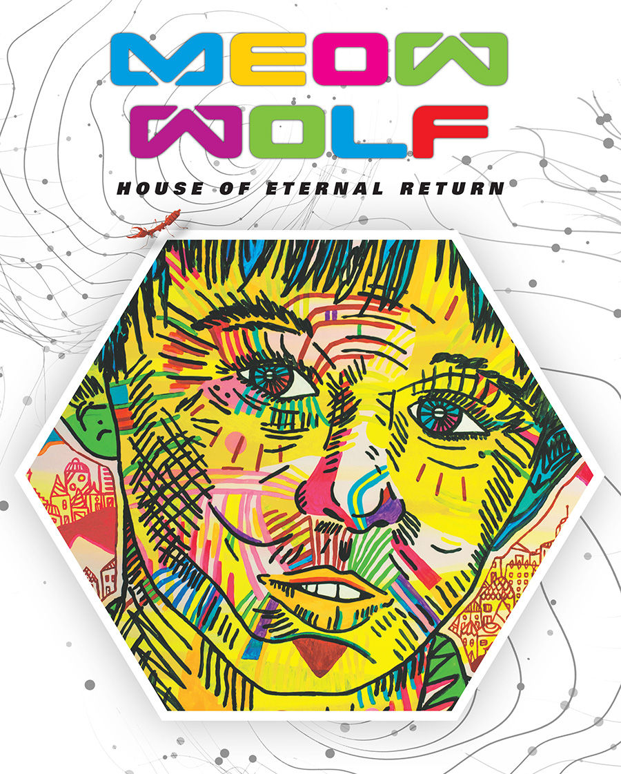 Forever Home Meow Wolf Opens House Of Eternal Return Museum Shows Santafenewmexican Com