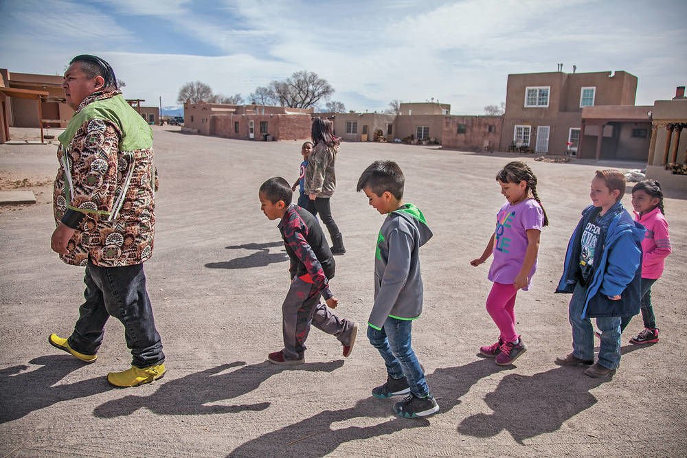 Ohkay Owingeh: Reviving a crumbling pueblo