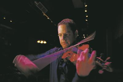 Taking a bow: Chatter's innovative chamber music